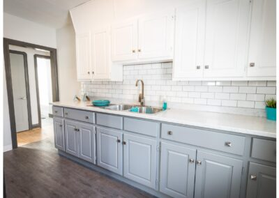 Billy Winnipeg Avenue Kitchen Renovation