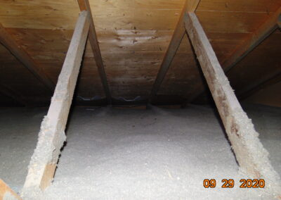 Strauss Drive Attic Inspection Block 10-1