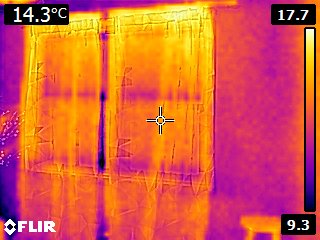 Thermal Image Cold Spot Testing
